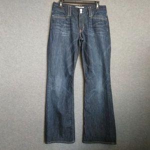 Gap Curvy BootCut Jeans Size 12 Stretch